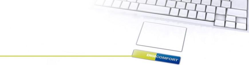 Digicomfort is opgericht in het jaar 2000.